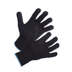 Перчатки рабочие Пантера трикотажные полушерстяные (утепленные размер 10, XL)