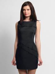 1282 платье черное