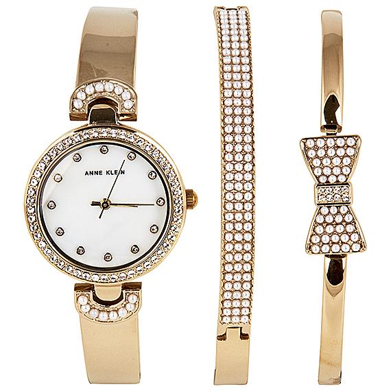 Часы наручные Anne Klein AK/3466GPST