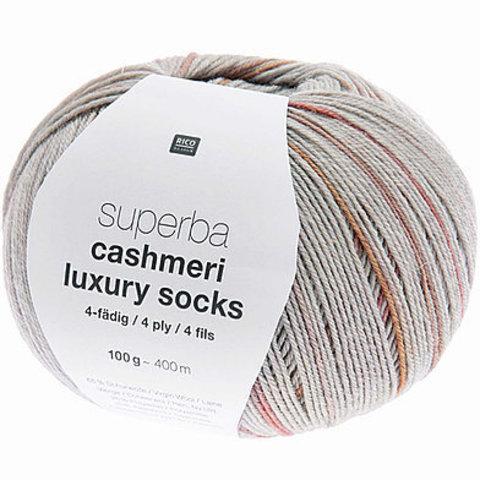 Rico Cashmere Luxury Socks 003