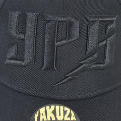 Кепка черная Yakuza Premium 2773