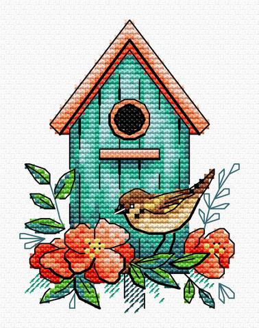 Воробьиный дом