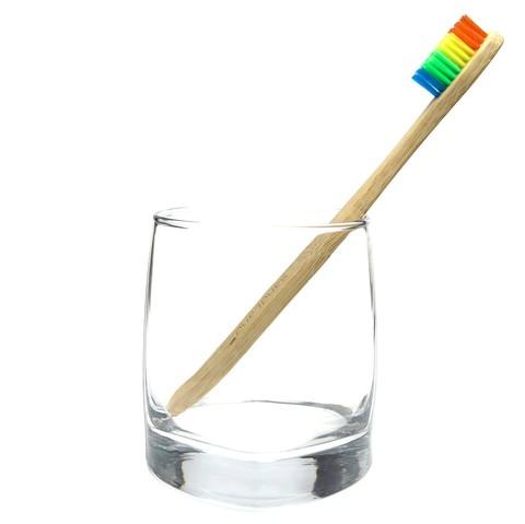 Бамбуковая зубная щётка SandLand
