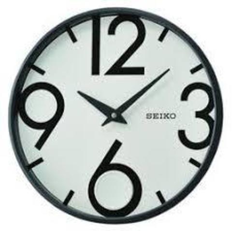 Настенные часы Seiko QXC239KN