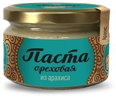 Паста ореховая, Сибирский Кедр, Обжаренный арахис, 250 г
