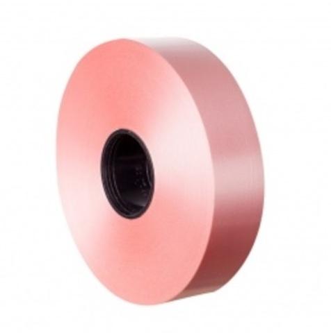 Лента полипропиленовая (размер: 30 мм х 100 м), цвет: светло-розовый