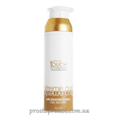 Punti di Vista Personal Touch Curl Amplifier - Крем-мусс для вьющихся волос с гибкой фиксацией