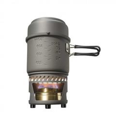 Набор для приготовления пищи Esbit CS985HA,  с горелкой под сухое горючее