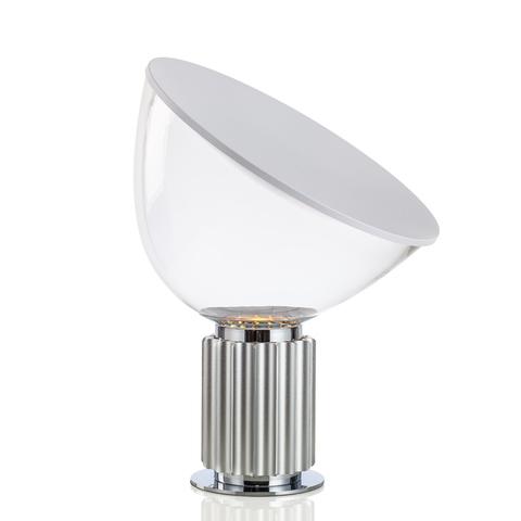 Настольный светильник Taccia by Flos ( серебро )