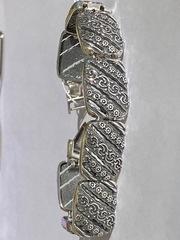 Марракеш (серебряный браслет)