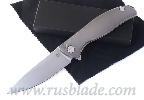 Shirogorov F5 Slim Silk S90V Custom Division