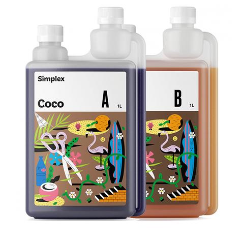 Органоминеральное удобрение Simplex Coco AB