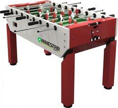 Игровой стол - футбол «Nine Star Iron Men» (151 x 82 x 42 см)