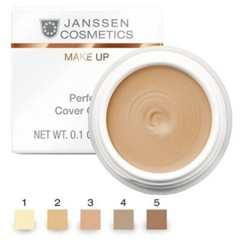 Janssen Make Up: Тональный крем-камуфляж (Perfect Cover Cream)