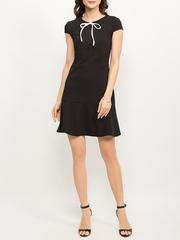 GDR010445 Платье женское. черное