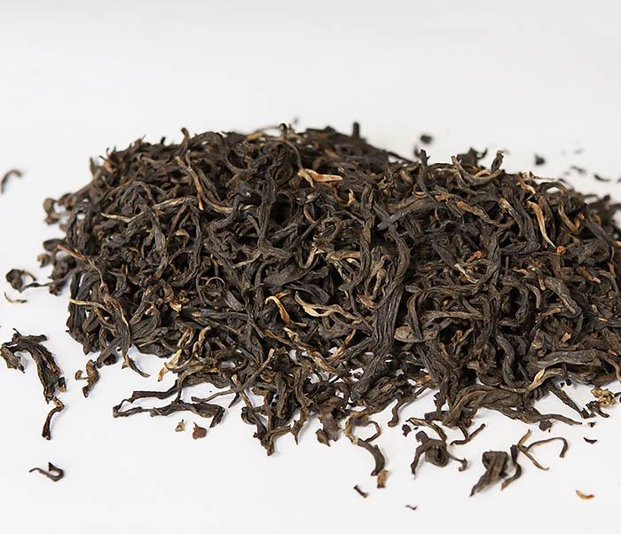 TEA-CH109 Красный чай «Золотой Пух из Дяньси» (Цзинь Хао Дянь Хун, 40-50% почек, 50 гр) фото 02