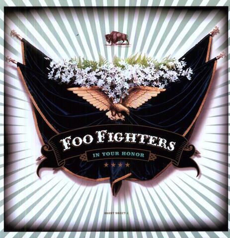 Виниловая пластинка. Foo Fighters - In Your Honor