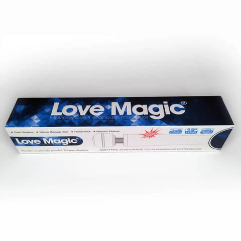 Love magic беспроводной чёрный 20 режимов