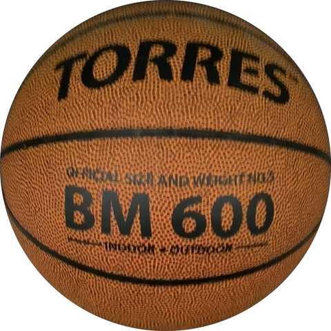 Мяч баскетбольный Torres BM 600 №5 детский