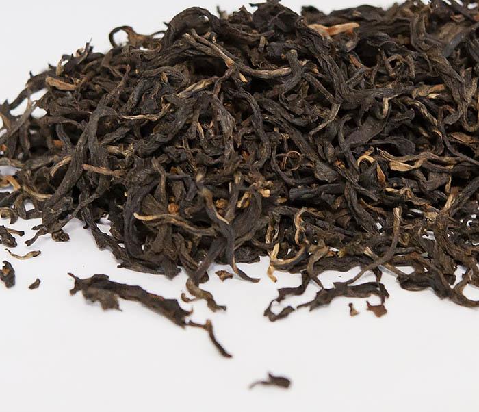 TEA-CH109 Красный чай «Золотой Пух из Дяньси» (Цзинь Хао Дянь Хун, 40-50% почек, 50 гр)