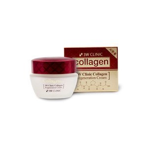Крем для лица 3W Clinic Collagen Regeneration Cream