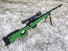 Резинкострел в сборе ARMA Винтовка AWP