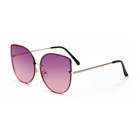 Солнцезащитные очки 192345002s Сиреневый - фото