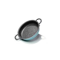 4236 FISSMAN Mini chef Сковорода глубокая 16 см с двумя ручками