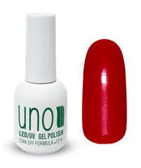 Гель-лак UNO № 303, Классический красный, Classic Red, 12 мл