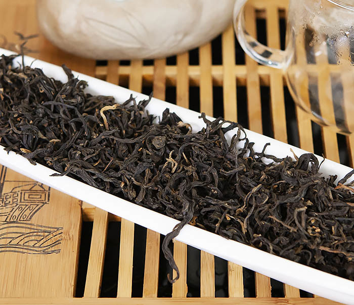 TEA-CH109 Красный чай «Золотой Пух из Дяньси» (Цзинь Хао Дянь Хун, 40-50% почек, 50 гр) фото 03