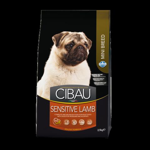 Farmina Cibau Sensitive Lamb Mini Сухой корм для собак мелких пород с Ягненком