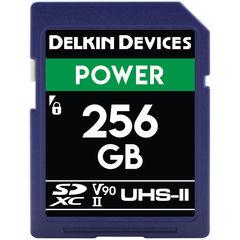 Карта памяти Delkin Devices 256GB SDXC Power UHS-II 2000x