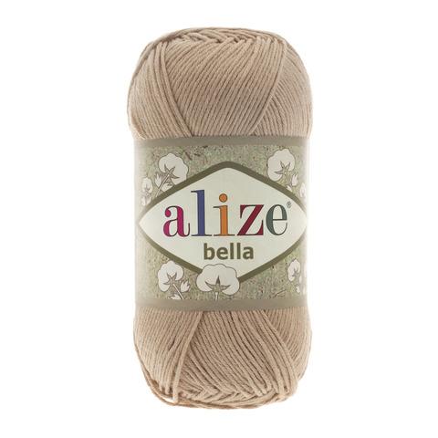 Пряжа Alize Bella 76 бежевый