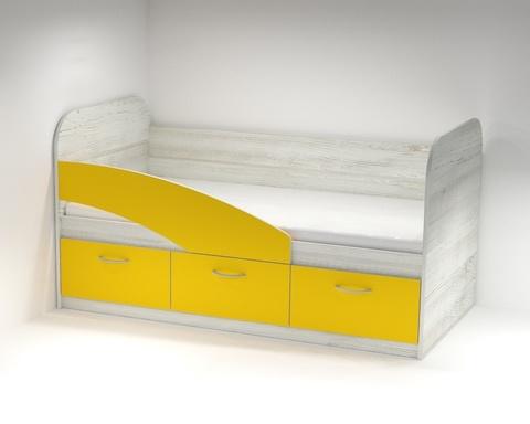 Кровать ВИЛЬНА 1600-800 /1632*852*852/