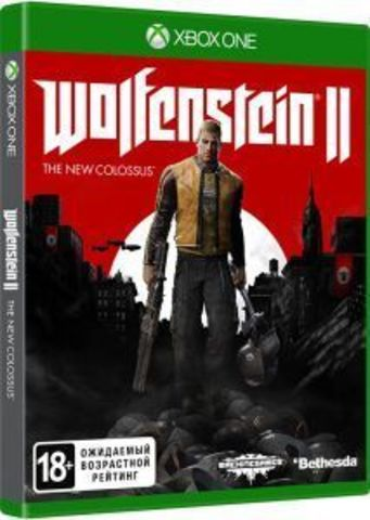 Wolfenstein II: The New Colossus (Xbox One/Series X, русская версия)