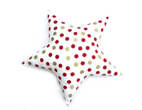 Подушка звезда 8