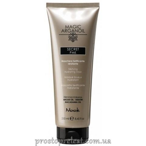 Nook Magic Arganoil Secret Pak Mask — Зволожуюча маска