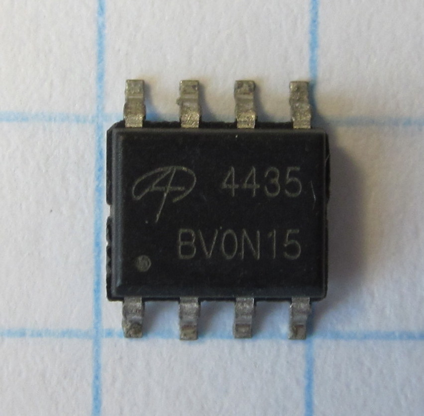 AO4435 P-Channel MOSFET