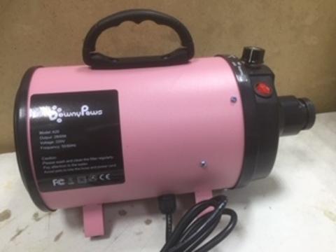 Фен 2800W 220v Регулировка температуры и выдува