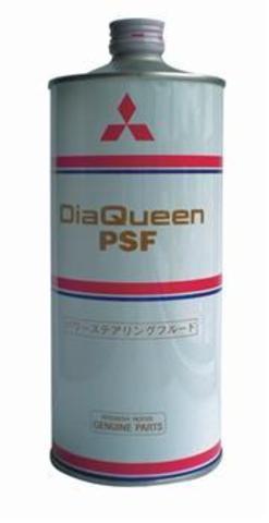 MITSUBISHI DIA QUEEN PSF Жидкость ГУР ярко-розовая (железо/Япония)