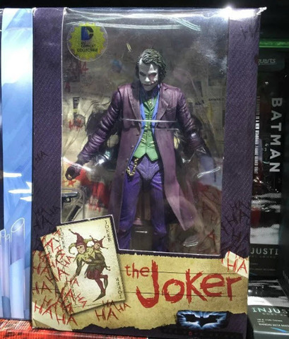 Фигурка The Joker: Dark Knight, 18 см