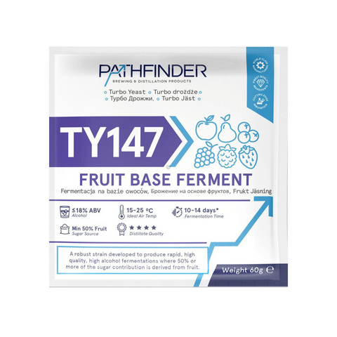 Спиртовые дрожжи Pathfinder Fruit Base Ferment, 120 г