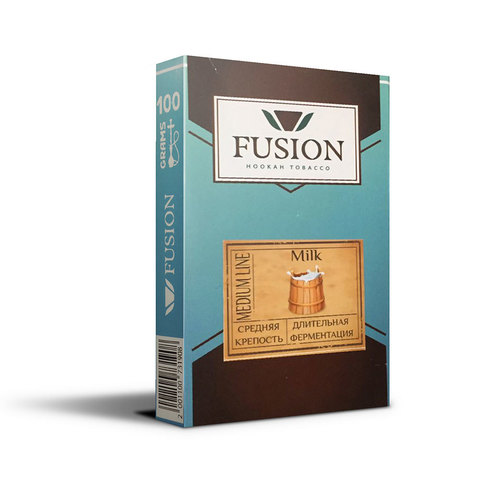Табак Fusion Medium Milk 100 г