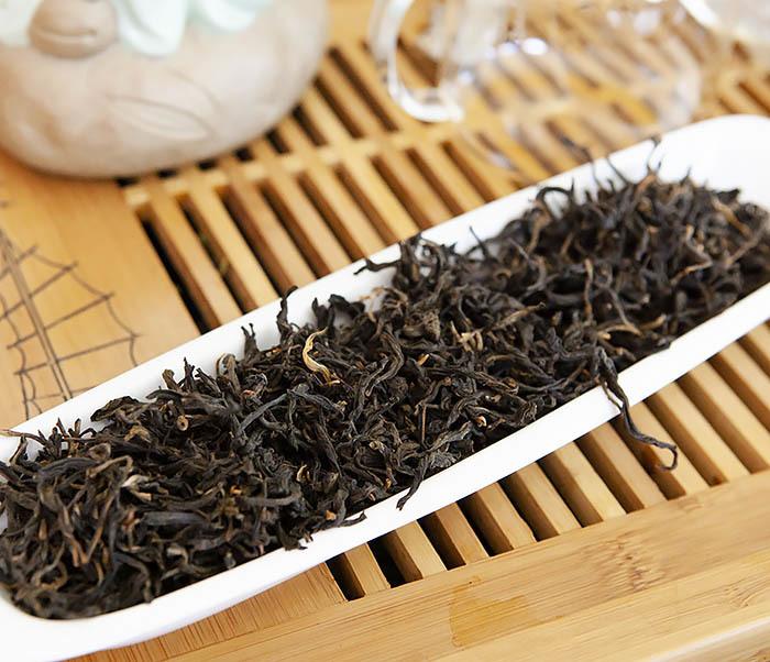 TEA-CH109 Красный чай «Золотой Пух из Дяньси» (Цзинь Хао Дянь Хун, 40-50% почек, 50 гр) фото 05