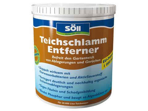 TeichschlammEntferner 1,0 кг - Средство для удаления ила в пруду