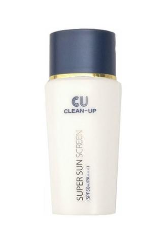 Купить CU SKIN CLEAN-UP Super Sun Screen SPF50+PA+++ Солнцезащитная эмульсия