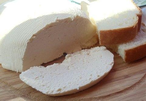 Творожный сыр (мягкий сыр) Монастырская продукция 1кг