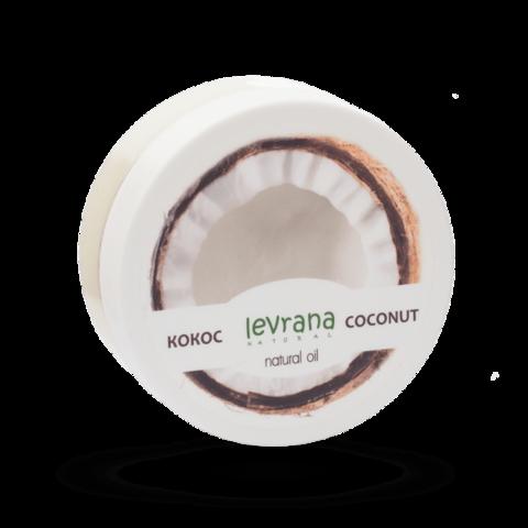 Кокосовое масло, 150мл Levrana