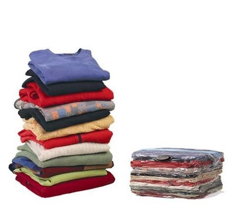 60*80 см вакуумный пакет для одежды