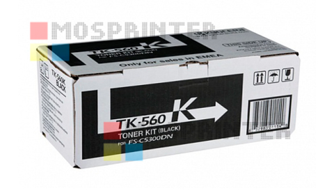 TK-560K для Kyocera Mita FS C5200DN
